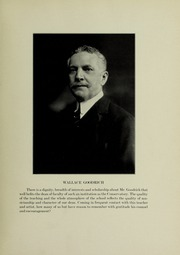 Page 15, 1930 Edition, New England Conservatory of Music - Neume Yearbook (Boston, MA) online yearbook collection