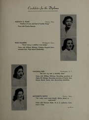 Page 15, 1945 Edition, New England Conservatory of Music - Neume Yearbook (Boston, MA) online yearbook collection