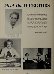 Page 10, 1960 Edition, New England Conservatory of Music - Neume Yearbook (Boston, MA) online yearbook collection