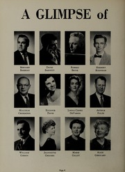 Page 12, 1960 Edition, New England Conservatory of Music - Neume Yearbook (Boston, MA) online yearbook collection