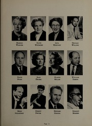 Page 15, 1960 Edition, New England Conservatory of Music - Neume Yearbook (Boston, MA) online yearbook collection