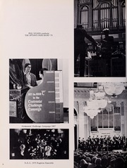 New England Conservatory of Music - Neume Yearbook (Boston, MA) online yearbook collection, 1976 Edition, Page 10