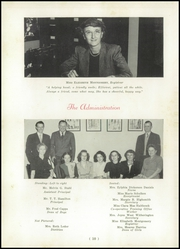 New Hanover High School - Hanoverian Yearbook (Wilmington, NC) online yearbook collection, 1949 Edition, Page 14