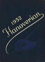 New Hanover High School - Hanoverian Yearbook (Wilmington, NC) online yearbook collection, 1952 Edition, Cover