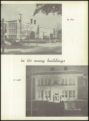 Page 13, 1952 Edition, New Hanover High School - Hanoverian Yearbook (Wilmington, NC) online yearbook collection