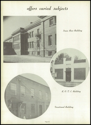 Page 14, 1952 Edition, New Hanover High School - Hanoverian Yearbook (Wilmington, NC) online yearbook collection