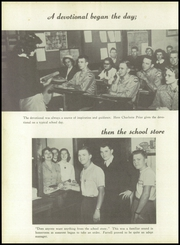 Page 16, 1952 Edition, New Hanover High School - Hanoverian Yearbook (Wilmington, NC) online yearbook collection