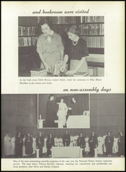 Page 17, 1952 Edition, New Hanover High School - Hanoverian Yearbook (Wilmington, NC) online yearbook collection