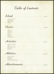 Page 9, 1952 Edition, New Hanover High School - Hanoverian Yearbook (Wilmington, NC) online yearbook collection