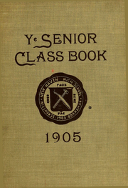 New Haven High School - Elm Tree Yearbook (New Haven, CT) online yearbook collection, 1905 Edition, Cover