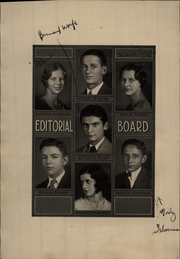 Page 12, 1931 Edition, New Haven High School - Elm Tree Yearbook (New Haven, CT) online yearbook collection