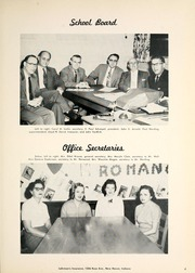 Page 11, 1958 Edition, New Haven High School - Mirage Yearbook (New Haven, IN) online yearbook collection