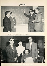 Page 13, 1958 Edition, New Haven High School - Mirage Yearbook (New Haven, IN) online yearbook collection