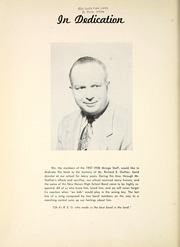 Page 6, 1958 Edition, New Haven High School - Mirage Yearbook (New Haven, IN) online yearbook collection
