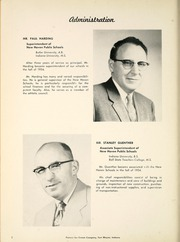 Page 8, 1958 Edition, New Haven High School - Mirage Yearbook (New Haven, IN) online yearbook collection