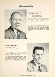 Page 9, 1958 Edition, New Haven High School - Mirage Yearbook (New Haven, IN) online yearbook collection
