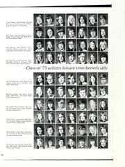 New Haven High School - Mirage Yearbook (New Haven, IN) online yearbook collection, 1973 Edition, Page 190