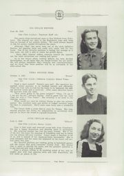 Page 13, 1941 Edition, New Holland High School - Leoninus Yearbook (New Holland, PA) online yearbook collection