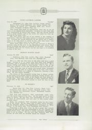 Page 17, 1941 Edition, New Holland High School - Leoninus Yearbook (New Holland, PA) online yearbook collection