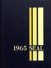 New Jersey State Teachers College - Seal Yearbook (Trenton, NJ) online yearbook collection, 1965 Edition, Cover