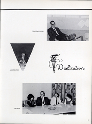 Page 12, 1965 Edition, New Jersey State Teachers College - Seal Yearbook (Trenton, NJ) online yearbook collection
