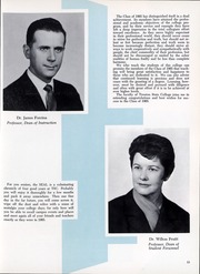 Page 16, 1965 Edition, New Jersey State Teachers College - Seal Yearbook (Trenton, NJ) online yearbook collection