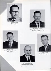 Page 17, 1965 Edition, New Jersey State Teachers College - Seal Yearbook (Trenton, NJ) online yearbook collection