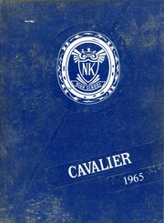 New Kent High School - Iliad / Cavalier Yearbook (New Kent, VA) online yearbook collection, 1965 Edition, Cover