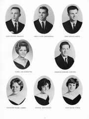 New Kent High School - Iliad / Cavalier Yearbook (New Kent, VA) online yearbook collection, 1965 Edition, Page 14 of 108