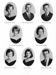 New Kent High School - Iliad / Cavalier Yearbook (New Kent, VA) online yearbook collection, 1965 Edition, Page 15