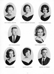 Page 16, 1965 Edition, New Kent High School - Iliad / Cavalier Yearbook (New Kent, VA) online yearbook collection
