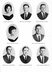 Page 17, 1965 Edition, New Kent High School - Iliad / Cavalier Yearbook (New Kent, VA) online yearbook collection