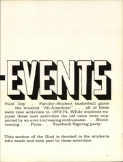Page 11, 1974 Edition, New Kent High School - Iliad / Cavalier Yearbook (New Kent, VA) online yearbook collection