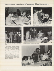 Page 12, 1974 Edition, New Kent High School - Iliad / Cavalier Yearbook (New Kent, VA) online yearbook collection
