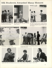 Page 17, 1974 Edition, New Kent High School - Iliad / Cavalier Yearbook (New Kent, VA) online yearbook collection