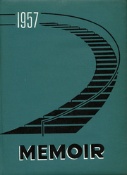 New Knoxville High School - Memoir Yearbook (New Knoxville, OH) online yearbook collection, 1957 Edition, Cover