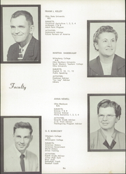 Page 10, 1957 Edition, New Knoxville High School - Memoir Yearbook (New Knoxville, OH) online yearbook collection