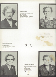 Page 12, 1957 Edition, New Knoxville High School - Memoir Yearbook (New Knoxville, OH) online yearbook collection