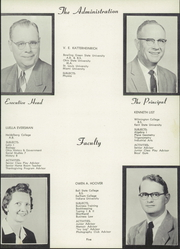 Page 9, 1957 Edition, New Knoxville High School - Memoir Yearbook (New Knoxville, OH) online yearbook collection