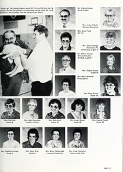 New Knoxville High School - Memoir Yearbook (New Knoxville, OH) online yearbook collection, 1988 Edition, Page 25