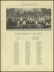 New Lexington High School - Lexingtonian Yearbook (New Lexington, OH) online yearbook collection, 1939 Edition, Page 28
