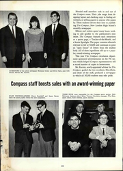 New London High School - Whaler Yearbook (New London, CT) online yearbook collection, 1967 Edition, Page 128