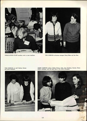 New London High School - Whaler Yearbook (New London, CT) online yearbook collection, 1967 Edition, Page 129