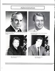 Page 10, 1988 Edition, New London High School - Whaler Yearbook (New London, CT) online yearbook collection