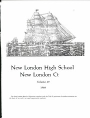 Page 7, 1988 Edition, New London High School - Whaler Yearbook (New London, CT) online yearbook collection