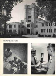 New Mexico Military Institute - Bronco Yearbook (Roswell, NM) online yearbook collection, 1958 Edition, Page 16