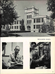 New Mexico Military Institute - Bronco Yearbook (Roswell, NM) online yearbook collection, 1958 Edition, Page 17