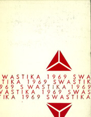 New Mexico State University - Swastika Yearbook (Las Cruces, NM) online yearbook collection, 1969 Edition, Cover