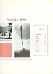 Page 7, 1969 Edition, New Mexico State University - Swastika Yearbook (Las Cruces, NM) online yearbook collection