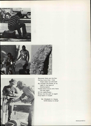 Page 15, 1978 Edition, New Mexico State University - Swastika Yearbook (Las Cruces, NM) online yearbook collection